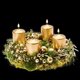 Golden Advent